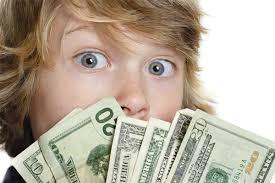 Как быстро заработать денег школьнику с нуля