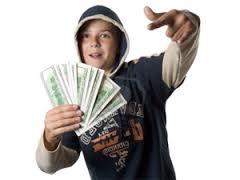 Как можно заработать денег школьнику